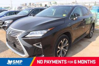 Used 2017 Lexus RX 350 AWD -Leather Heated / Cooled Seats, Sunroof, Pwr Lift Gate for sale in Saskatoon, SK