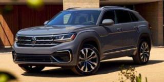 New 2021 Volkswagen Atlas Cross Sport Highline for sale in Winnipeg, MB