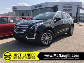 Used 2019 Cadillac XT5 Luxury AWD | Heated Steering Wheel | Navigation | for sale in Winnipeg, MB