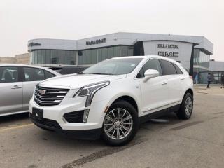 Used 2017 Cadillac XT5 Luxury FWD   Heated Steering Wheel   Navigation   for sale in Winnipeg, MB