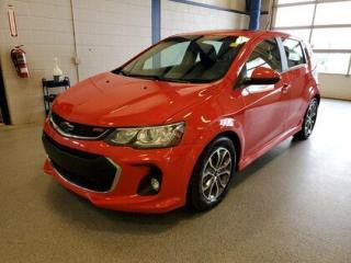 Used 2018 Chevrolet Sonic 5DR HB AUTO LT for sale in Moose Jaw, SK