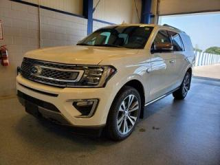 New 2021 Ford Expedition KING RANCH for sale in Moose Jaw, SK