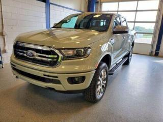 New 2021 Ford Ranger LARIAT for sale in Moose Jaw, SK