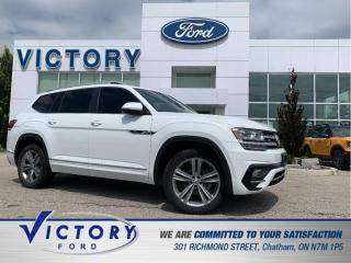 Used 2018 Volkswagen Atlas 3.6 FSI Highline Highline   NAV   PANORAMIC SUNROOF   COOLED SEATS for sale in Chatham, ON