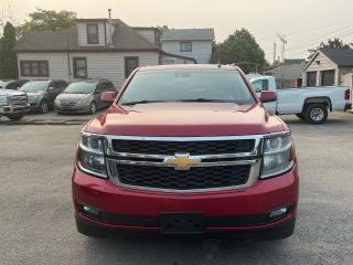 Used 2015 Chevrolet Suburban XL**LEATHER/HEATED SEATS**NAV**BLUETOOTH for sale in Hamilton, ON