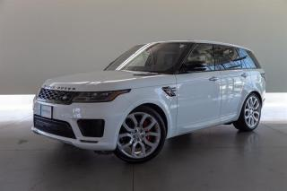 Used 2018 Land Rover Range Rover Sport V8 Supercharged Autobiography Dynamic for sale in Langley City, BC
