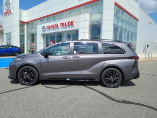 New 2021 Toyota Sienna XSE Hybrid 7 -Pass FWD for sale in North Temiskaming Shores, ON