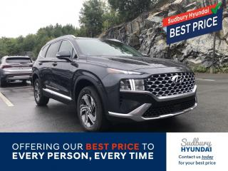 New 2022 Hyundai Santa Fe PREFERRED TREND AWD for sale in Sudbury, ON