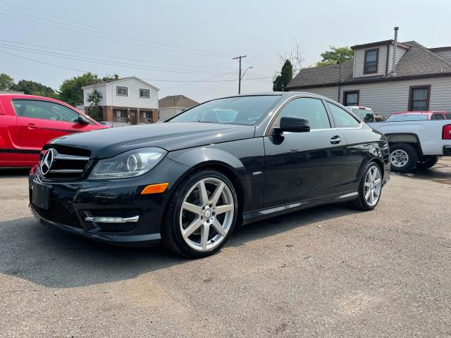 2012 Mercedes-Benz C-Class C 350**NAV**LEATHER/HEATED SEATS**BACK UP CAM