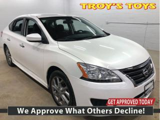 Used 2013 Nissan Sentra SR for sale in Guelph, ON
