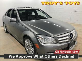 Used 2011 Mercedes-Benz C-Class C 250 for sale in Guelph, ON
