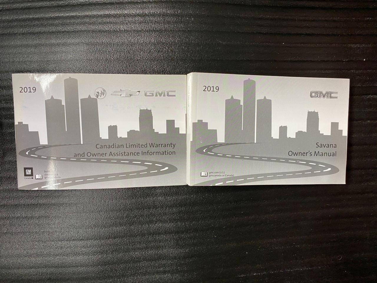 2019 GMC Savana