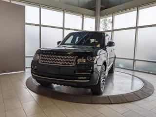 Used 2014 Land Rover Range Rover SC Autobiography for sale in Edmonton, AB