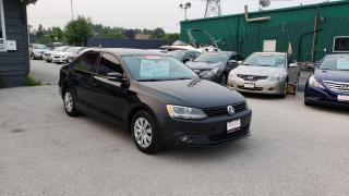 Used 2014 Volkswagen Jetta TRENDLINE+ RUN SMOOTH / HEATED SEATS*** for sale in Burlington, ON