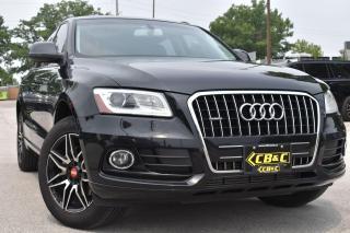 Used 2014 Audi Q5 2.0L Komfort for sale in Oakville, ON