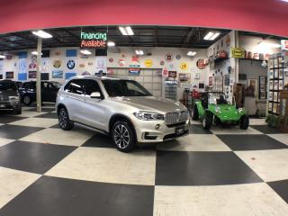 Used 2016 BMW X5 XDRIVE 35I AUTO NAVI LEATHER CAMERA PANO/ROOF for sale in North York, ON