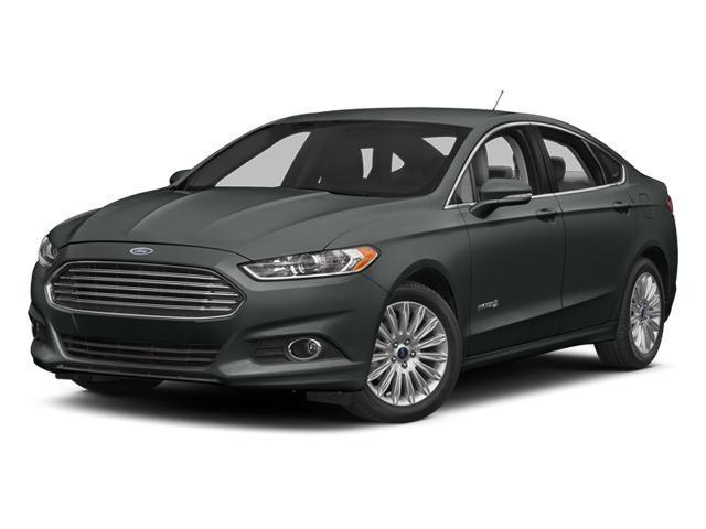2013 Ford Fusion SE Hybrid