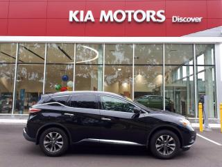 Used 2017 Nissan Murano SV for sale in Charlottetown, PE