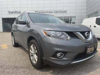 Used 2016 Nissan Rogue SV ACCIDENT FREE LOW KM 1 OWNER TRADE. ONLY 39172 KMS! for sale in Toronto, ON