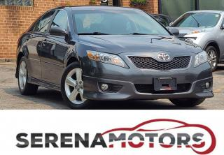 Used 2010 Toyota Camry SE | AUTO | CURISE | NO ACCIDETS | LOW KM for sale in Mississauga, ON
