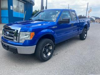 Used 2011 Ford F-150 4WD SuperCab 145/AUTOMATICSTARTER/8cylin/CERTIFIED for sale in Toronto, ON