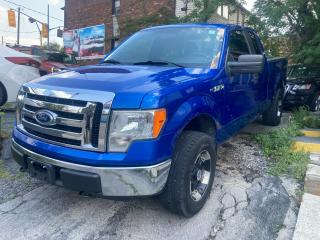 Used 2011 Ford F-150 4WD SuperCab 145 for sale in Toronto, ON