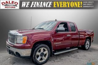 Used 2009 GMC Sierra 1500 SLE / 4WD / 8 CYLINDER / RUNS GREAT FOR AN 2009!! for sale in Hamilton, ON