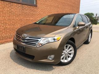 Used 2009 Toyota Venza LEATHER/MOONROOF/130k km, CERTIFIED WITH WARRANTY for sale in Oakville, ON