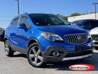 Used 2014 Buick Encore Convenience for sale in Midland, ON
