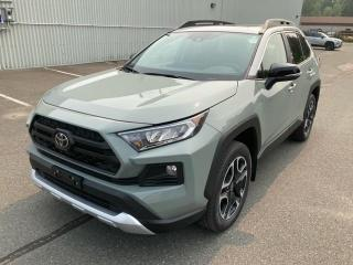 New 2021 Toyota RAV4 Trail AWD + TRAIL EDITION! for sale in Cobourg, ON