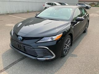 New 2021 Toyota Camry HYBRID HYBRID XLE+VENTILATED FRONT SEATS! for sale in Cobourg, ON