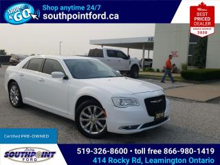 Used 2016 Chrysler 300 Touring PENDING SALE for sale in Leamington, ON