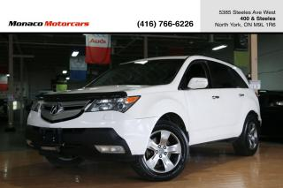 Used 2008 Acura MDX AWD - DVD|SUNROOF|NAVI|BACKUP|LEATHER for sale in North York, ON