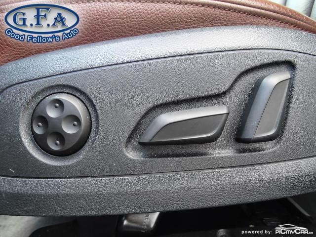 2017 Audi A4 KOMFORT, QUATTRO, LEATHER SEATS, AWD, MEMORY SEATS Photo9