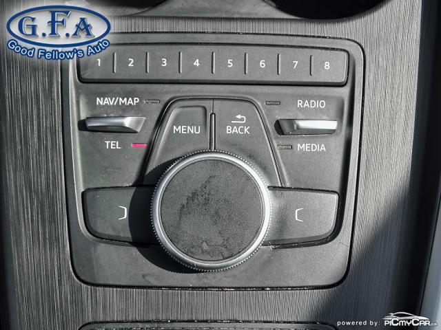 2017 Audi A4 KOMFORT, QUATTRO, LEATHER SEATS, AWD, MEMORY SEATS Photo17