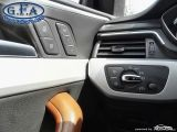 2017 Audi A4 KOMFORT, QUATTRO, LEATHER SEATS, AWD, MEMORY SEATS Photo40
