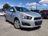 Photo of Silver 2014 Chevrolet Sonic