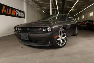 Used 2016 Dodge Challenger 2dr Cpe R/T for sale in North York, ON
