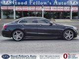 2017 Mercedes-Benz C300 4MATIC, LETHER SEATS, PAN ROOF, BACKUP CAM, NAVI
