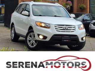 Used 2011 Hyundai Santa Fe GL | V6 | BLUETOOTH | HTD SEATS | NO ACCIDENTS | for sale in Mississauga, ON