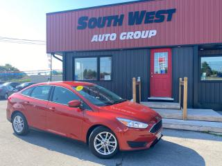 Used 2018 Ford Focus SE|Backup|Alloys|LOW KM|Cruise|Bluetooth|Cruise for sale in London, ON