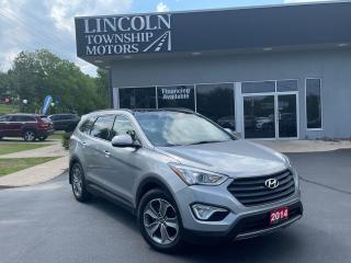 Used 2014 Hyundai Santa Fe XL Luxury for sale in Beamsville, ON