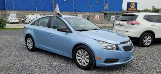 Used 2011 Chevrolet Cruze LT BAS KM GARANTIE 1 ANS for sale in Pointe-aux-Trembles, QC