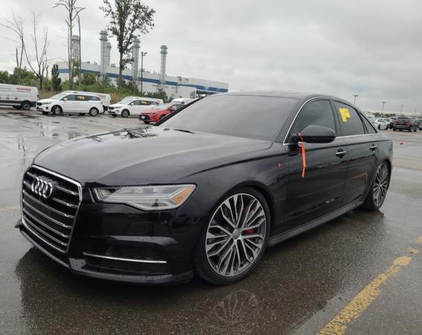 2017 Audi A6 3.0 TECHNIK LOWERED