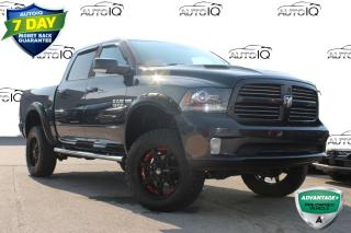 Used 2014 RAM 1500 Sport LIFT KIT! NAVIGATION! 4X4 CREW CAB for sale in Hamilton, ON