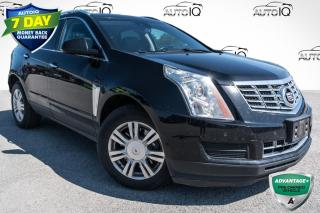 Used 2015 Cadillac SRX Luxury SUN ROOF!!! FRONT AND REAR PARK ASSIST!!! BACK UP CAM!!! for sale in Barrie, ON