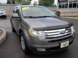 Used 2009 Ford Edge Limited for sale in Windsor, ON