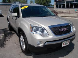 Used 2011 GMC Acadia SLE for sale in Windsor, ON