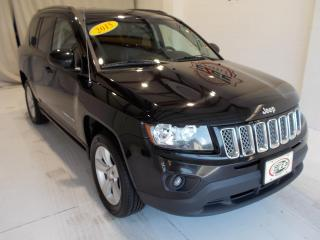 Used 2015 Jeep Compass Sport/North for sale in Windsor, ON