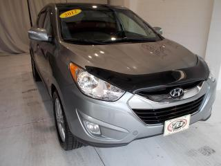 Used 2012 Hyundai Tucson Limited for sale in Windsor, ON